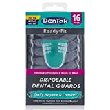 Best DenTek Dental Night Guards - DenTek Ready-Fit Disposable Dental Guards, 16 Count Review
