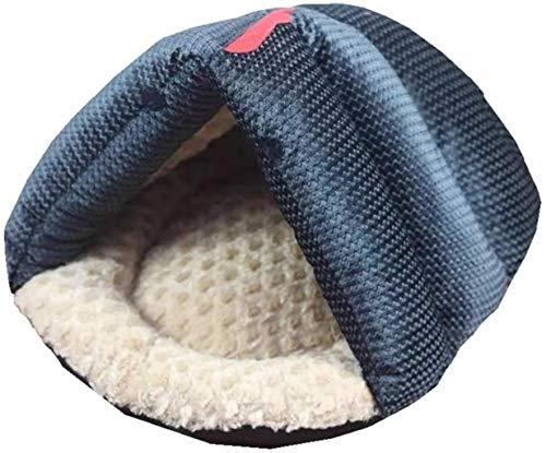 Huisdier nest Warm Kennel in de winter warm en comfortabel Pet House en Bank 40 * 36 * 25cm hok