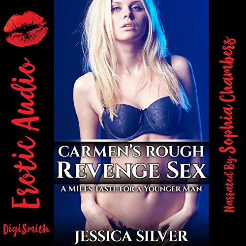 Carmen's Rough Revenge Sex audiobook cover art