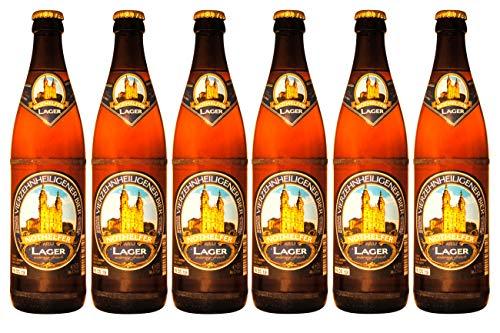 Brauerei Trunk - Nothelfer Lager (6 Flaschen) I Bierpaket von Bierwohl