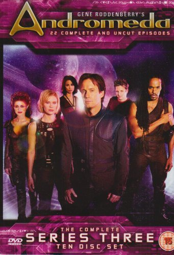 Andromeda - Series 3 [Box Set] [UK Import]