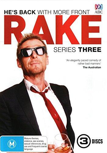Rake - Series 3 (3 DVDs)