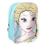 Artesania Cerda Personaje Frozen Mochila Infantil, 31 cm, Azul