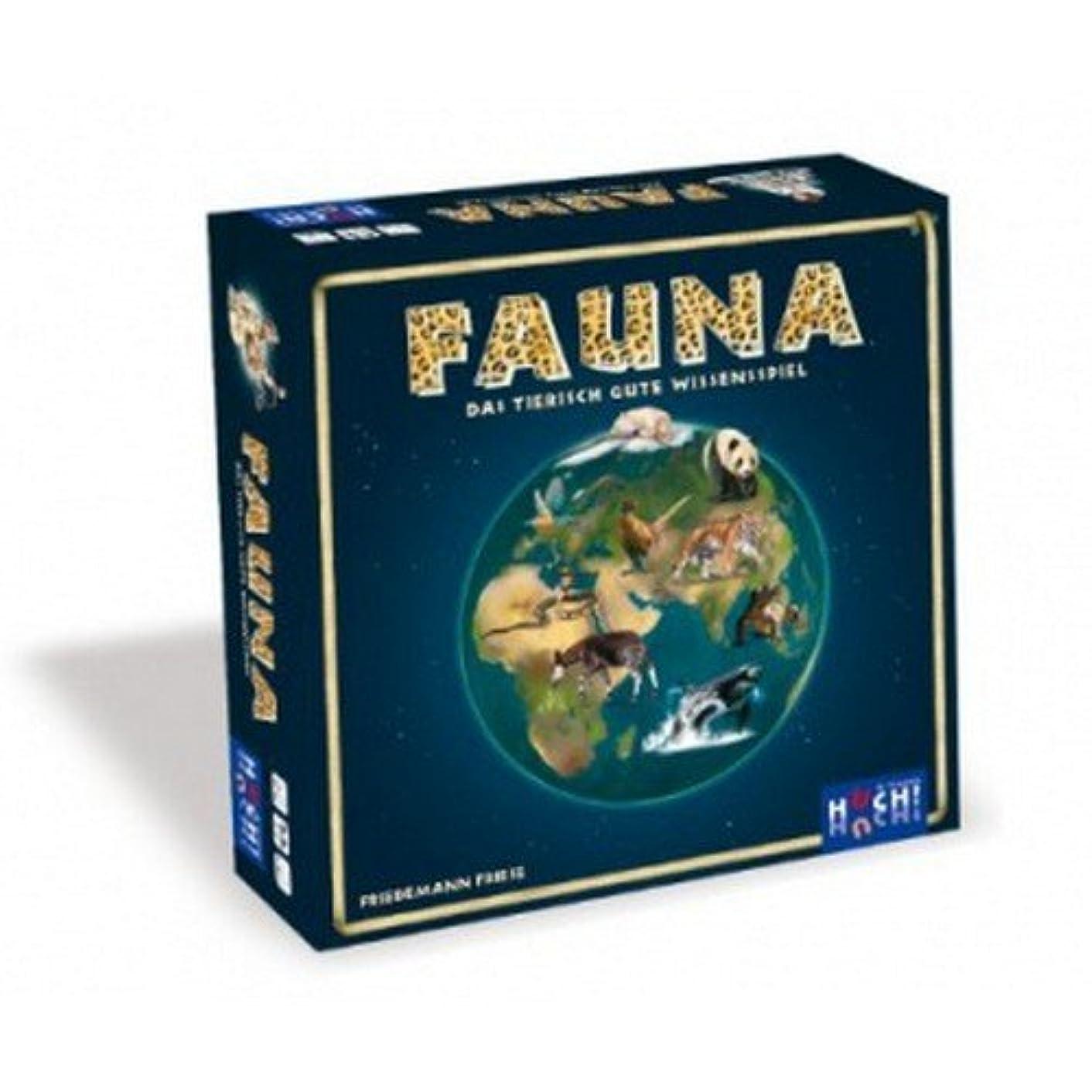 Huch & Friends 75808聽Fauna: Fauna聽-聽Tierisch Gute Knowledge Game