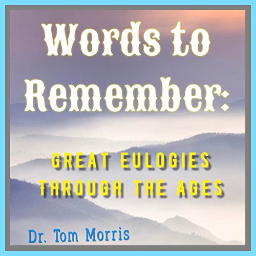 Words to Remember audiobook cover art
