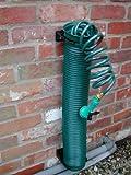 Elegant Brands (50') Coil Hose Store - to store 50' garden coil hose