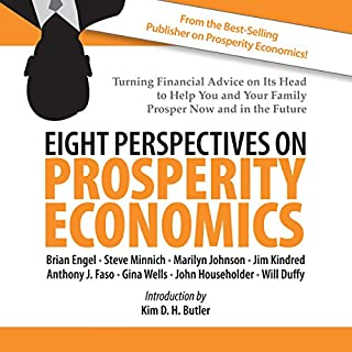 Eight Perspectives on Prosperity Economics cover art