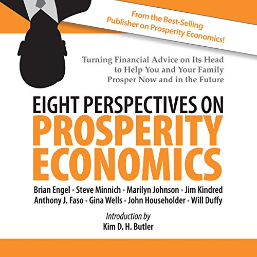 Eight Perspectives on Prosperity Economics audiobook cover art