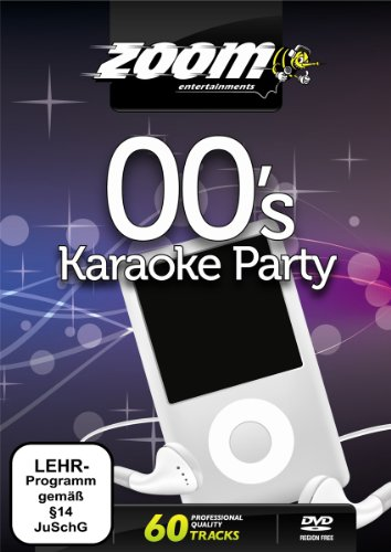 Zoom Karaoke DVD - 00s Karaoke Party (2000-2009) - 60 Songs