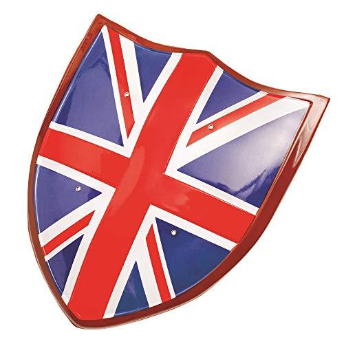 Union Jack Shield