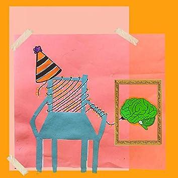 Electric Chair / / Birthday Cake