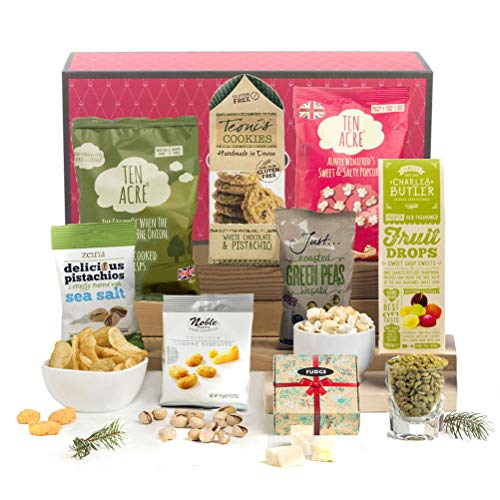 Hay Hampers - Gluten Free But Great for All Hamper Gift Box - Free UK Delivery