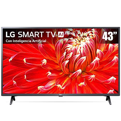 TV LG 43' FHD Smart TV LED 43LM6300PUB 2020