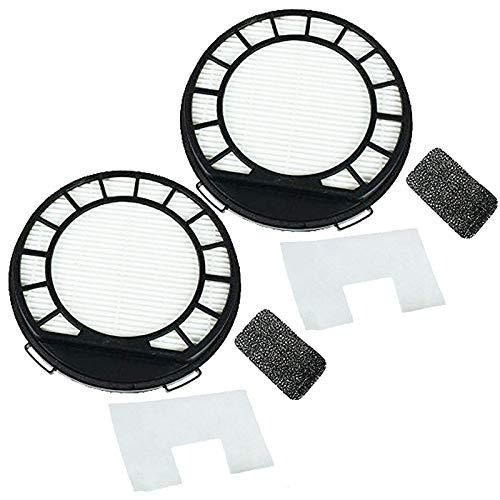 Spares2go & pré-moteur kit de filtres HEPA pour Vax C88-vc-b Aspirateur (lot de 2)