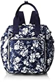Oilily Damen Groovy Diaperbackpack Mvz Tote Blau (Dark Blue)