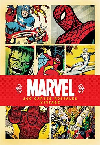 MARVEL : LES CARTES POSTALES (Marvel Vintage - Cartes Postal)