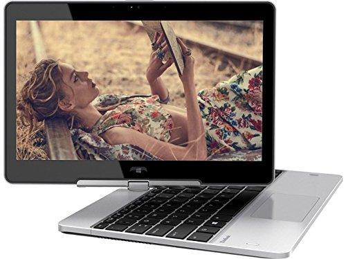 HP EliteBook Revolve 810 G3 11.6' Touchscreen HD Laptop- Intel Core i5 5th Gen 5200U (2.20 GHz) ,4 GB Memory, 128 GB SSD, Windows 10 Pro 64-Bit