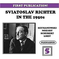 Sviatoslav Richter In The 1950s by Sviatoslav Richter