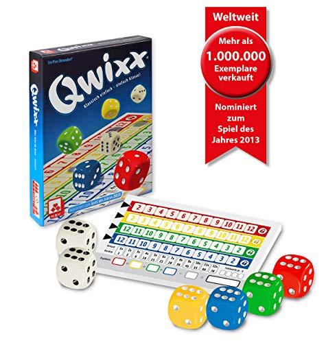 NSV – 4015 – QWIXX – nominiert zum Spiel des Jahres 2013 – Würfelspiel - 5