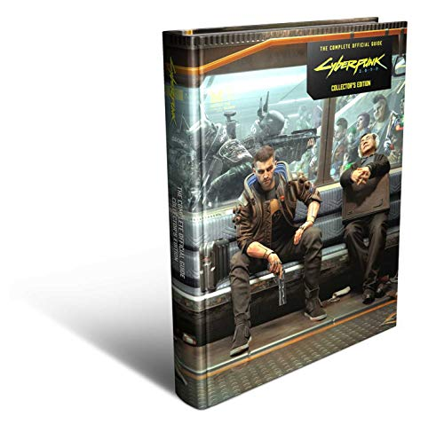 Cyberpunk 2077: The Complete Official Guide-Collectors Ed Hardcover for 27.98