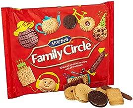 [Mcvitie's ] マクビティ家族のサークル360グラム - Mcvitie's Family Circle 360g [並行輸入品]