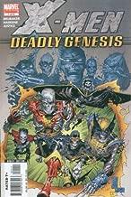 X-Men Deadly Genesis #1 Comic by Marvel (2006)