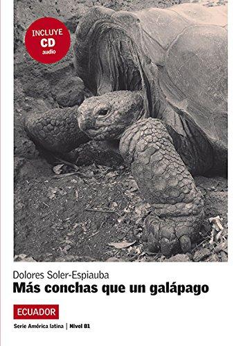 Más Conchas Que Un Galápago+CD: libro + CD