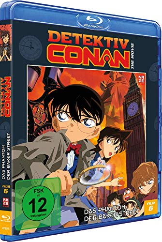 Detektiv Conan: Das Phantom der Baker Street - 6.Film - [Blu-ray]