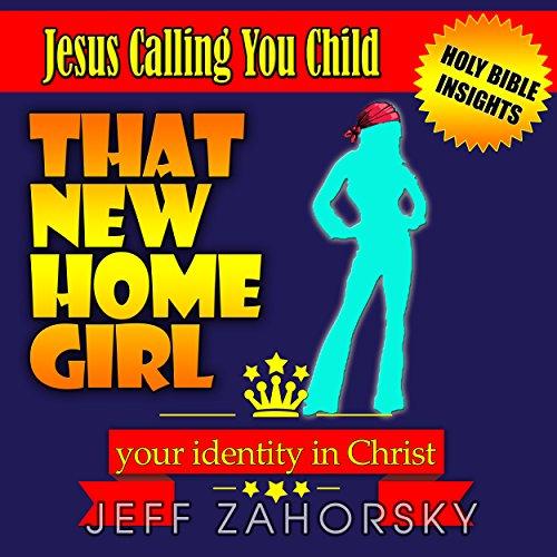 That New HomeGirl audiobook cover art