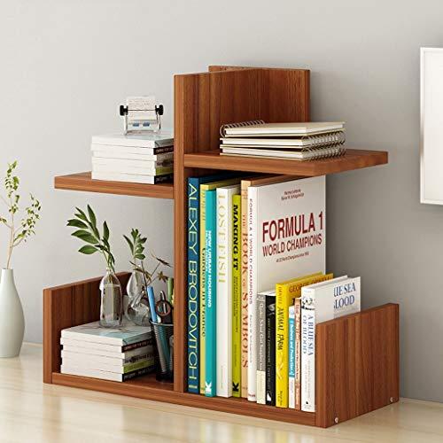 CKH Creative Desktop Boekenplank Eenvoudige Boekenplank Mode Huishoudelijke Opslagrek Persoonlijkheid Opslagrek