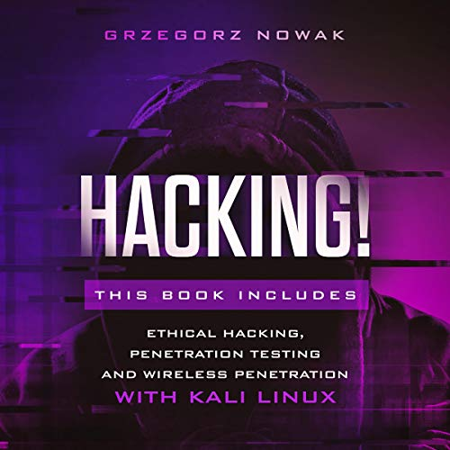 Hacking! cover art