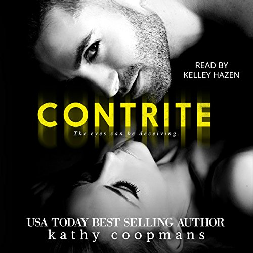 Contrite audiobook cover art