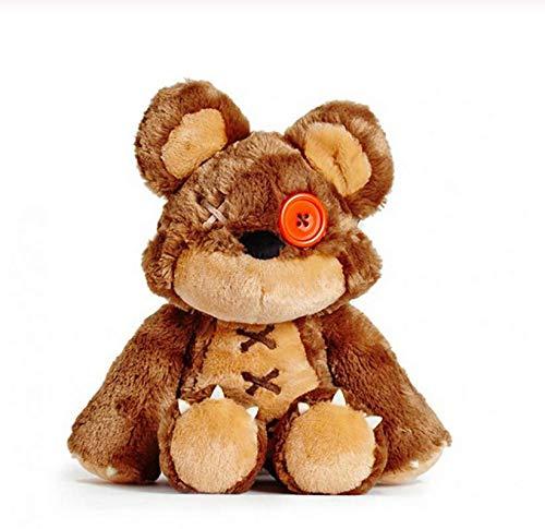 MYYTEO Spiel LOL Tibbers Plüschtier Puppe Offizielle Ausgabe Annies Bär Plüsch Weiches Stofftier Für Weihnachtsgeburtstagsgeschenke 40Cm