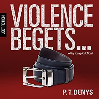 Violence Begets... audiobook cover art