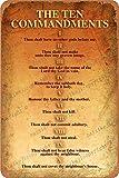 Cimily The Ten Commandments Religion Religious Bible 10