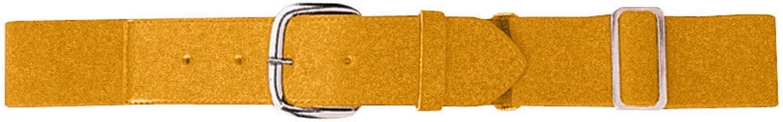 Youth Elastic Baseball Belt, Color: Gold, Size: One Size