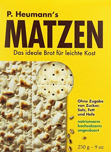 Matzen Brot, 12er Pack (12 x 250 g)