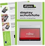 dipos I 2X Schutzfolie matt kompatibel mit Fujitsu Stylistic Q736 Folie Bildschirmschutzfolie