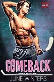 Comeback: A Single Mom Hockey Romance (Dallas Devils Book 2)