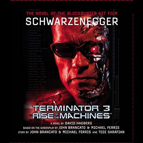 Terminator 3 audiobook cover art