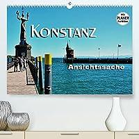 Konstanz - Ansichtssache (Premium, hochwertiger DIN A2 Wandkalender 2022, Kunstdruck in Hochglanz): Impressionen aus Konstanz (Geburtstagskalender, 14 Seiten )