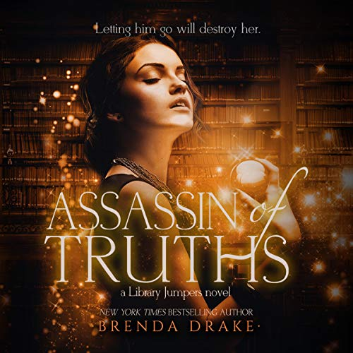 Assassin of Truths audiobook cover art