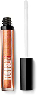 FocusOn Lip Gloss, Garnet, 0.16 Ounce