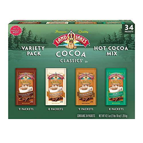 Land O' Lakes Cocoa Classics Variety Pack