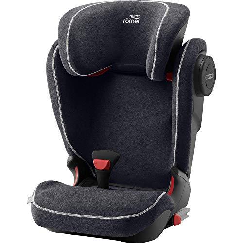 Britax Römer Accesorios Originales, Funda de confort para silla de coche KIDFIX 2/KIDFIX II XP (SICT), Dark Grey