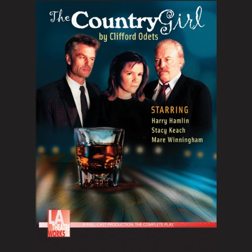 The Country Girl audiobook cover art