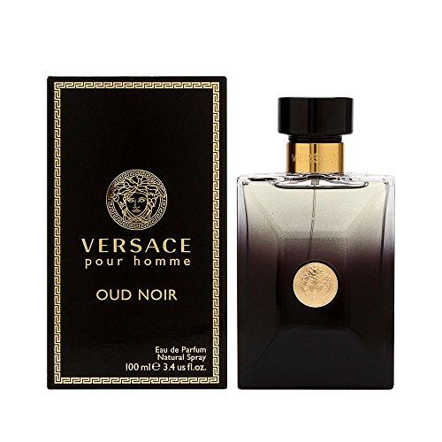 Versace Oud Noir Agua de Perfume - 100 ml