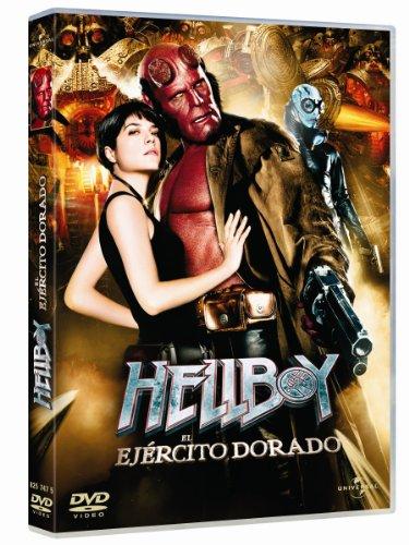 Hellboy 2: El Ejército Dorado [DVD]