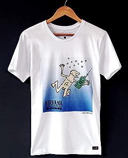 Camiseta Nirvana Nevermind STM + Adão