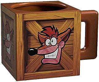Official Crash Bandicoot Crash Crate Mug
